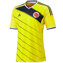 コロンビア代表ユニフォームといえば黄色!どんなチーム??